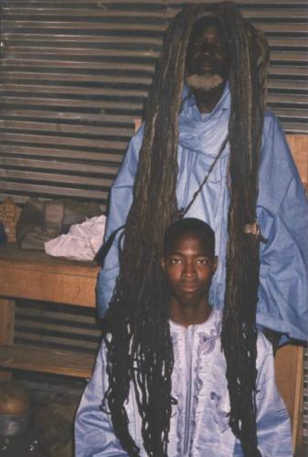 Les rastas les plus longs du monde sont sénégalais
