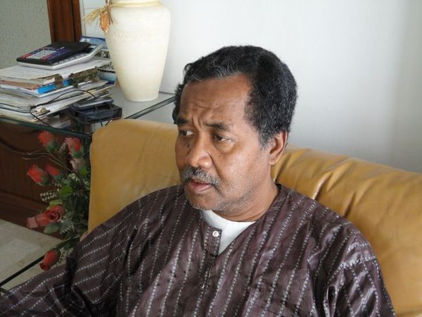 Interview Omar Seck, ancien président de la Jeanne d'Arc de Dakar : «El Hadji Diouf a pollué l'atmosphère de l'équipe nationale. Les gens ne retiendront rien de lui»