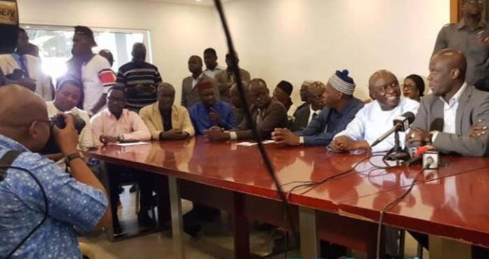 Présidentielle 2019: Le C25 récuse les 7 sages, charge Macky Sall et appelle le peuple à la résistance (Déclaration)