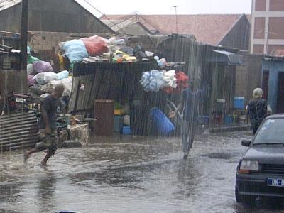 Début de l'hivernage au Sénégal : Premières pluies à Kolda