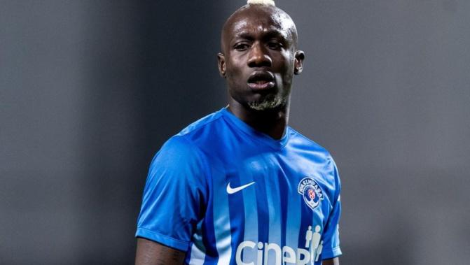 Coupe de Turquie – Kasimpasa : Mbaye Diagne se fait exclure en toute fin de match