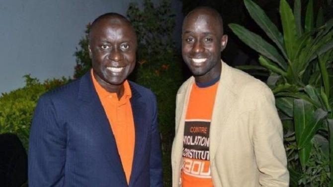 ALLIANCE ÉLECTORALE EN VUE: Idy chez Thierno Bocoum hier