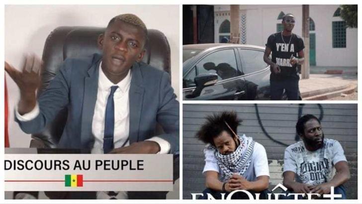 Vidéo – « Dorkaat au coeur » : le clash de Jaaw au groupe Keur Gui