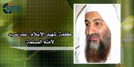 Dans un message posthume Oussama Ben Laden salue les révolutions arabes