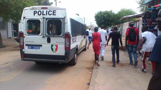 Visite de Macky Sall à Guédiawaye : trois jeunes de l'opposition arrêtés et placés en détention