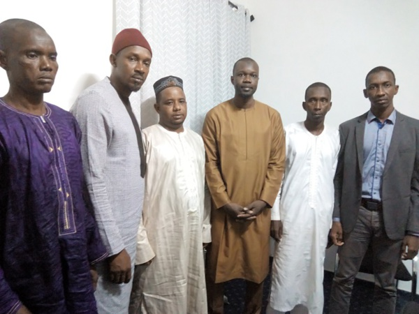 Linguère: Sonko vide la base d'Aly Ngouille Ndiaye