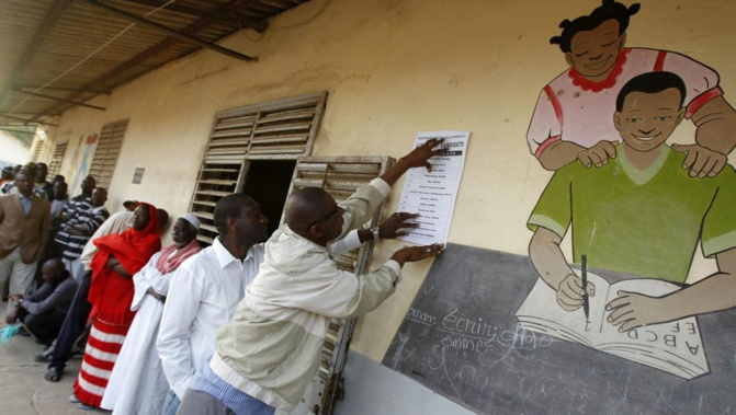 Présidentielle 2019: La carte électorale connue jeudi, selon Casimir Demba Cissé