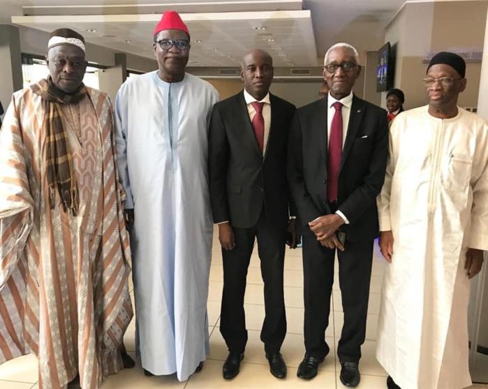 Aly Ngouille Ndiaye s'explique après sa rencontre avec 4 anciens ministres de l'Intérieur