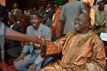 Souleymane Ndéné Ndiaye a menti  (Landing Savané)