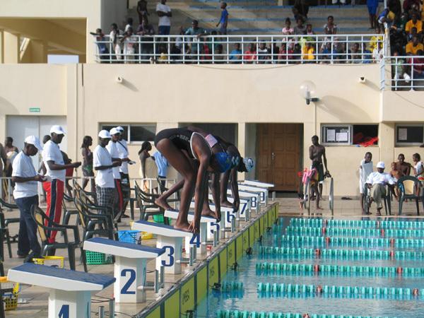 Afrique/natation : Les nageurs sénégalais dominent les championnats de la Zone 2