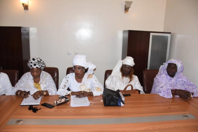 Les femmes de Taxawu Dakar affichent leur détermination: «Le combat ne fait que commencer»