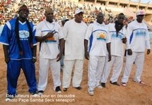 Pakala / Abdou Diouf, Gouye Gui / Amanekh et Siteu / Frazier : Cocktail explosif ce dimanche soir