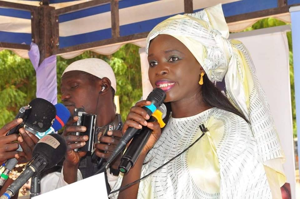 Thérèse Faye Diouf : «Le C25 est une opposition paresseuse, qui n'a ni programmes, ni projets à présenter aux citoyens sénégalais»