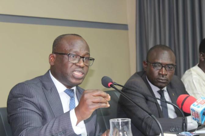 C2C - Salihou Keita: « avec Macky SALL, la croissance de notre économie est bien partie pour l'émergence à l'horizon 2035 »