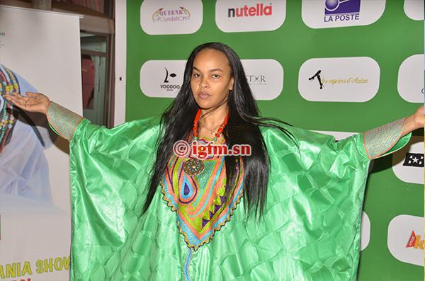 Photos : Karina Tavarez éclabousse la Mauritanie par sa beauté