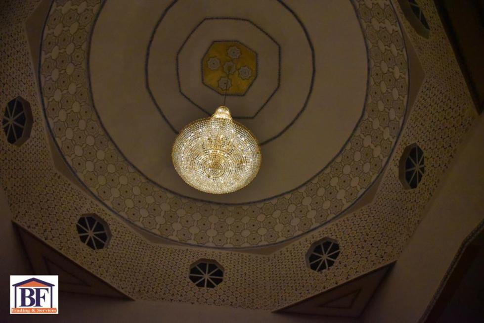 Photos : Les images de l'inauguration de la grande mosquée de Pikine