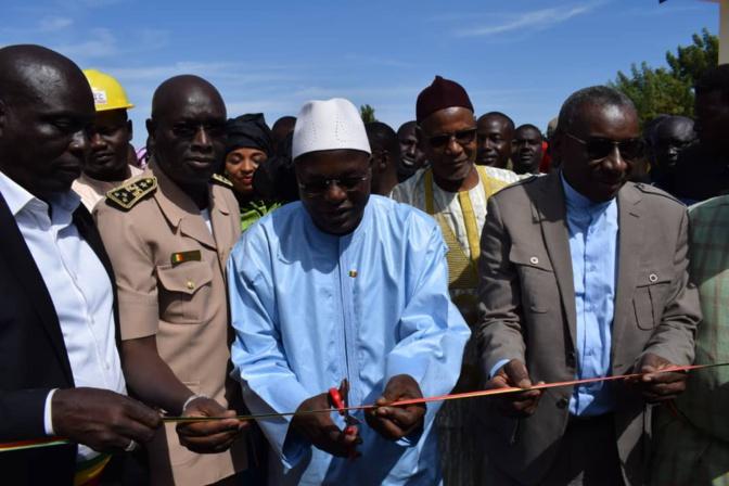 Tambacounda a enfin son Marché Central au poisson: un investissement de 300 millions sous le signe de l'équilibre régional