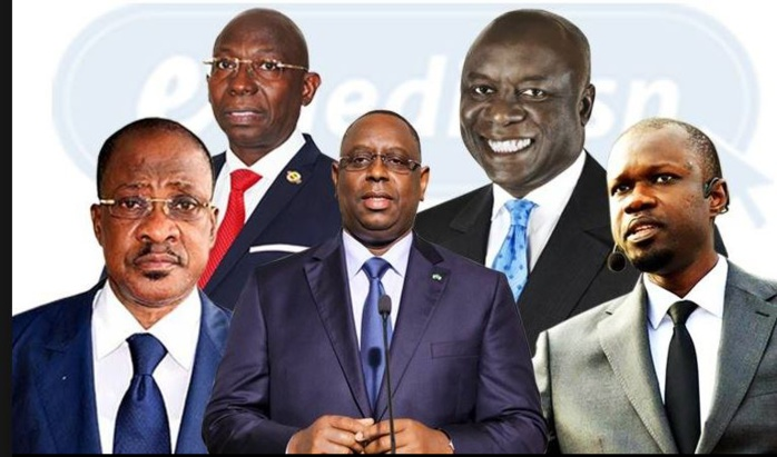 Présidentielle 2019 entre Macky, Idy, Sonko, Madické, Issa Sall : Dr Ahmed Khalifa Niasse donne son quinté gagnant