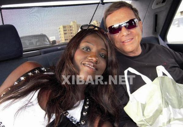 [PHOTO] People: Oumou Provocation et son mari Milliardaire