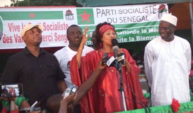 Soutien à Macky Sall : Bamba Fall va-t-il marcher sur les traces d'Aïssata Tall Sall ?