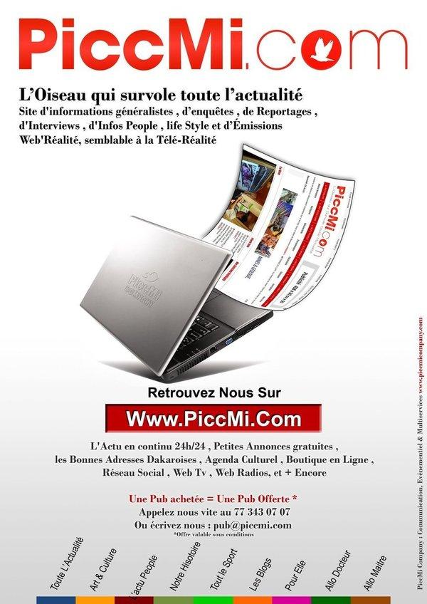 ET PICCMI (L'OISEAU) PRIT SON ENVOL…