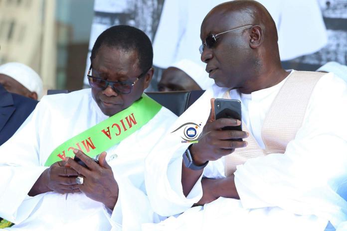 Présidentielle 2019: Pape Diop annonce ralliement à Idrissa Seck