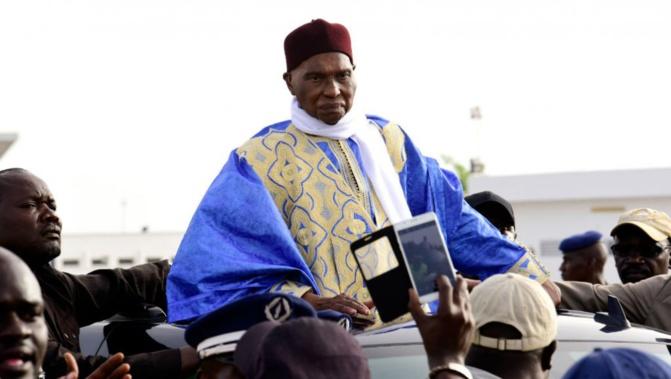 On connait la date de l'arrivée de Abdoulaye Wade à Dakar