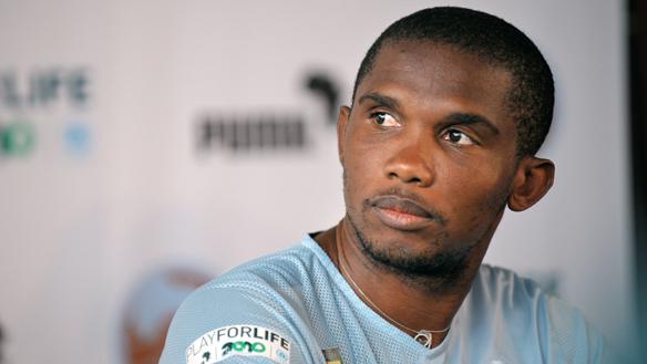 Samuel Eto'o : ''Je suis totalement responsable, j'ai tiré et j'ai raté, ...''