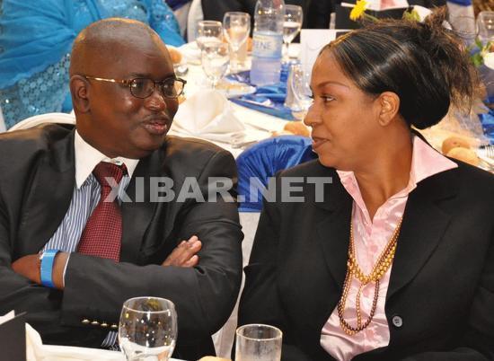 Jacqueline Fatima Bocoum et Abdou Latif Coulibaly : un beau couple, fictif