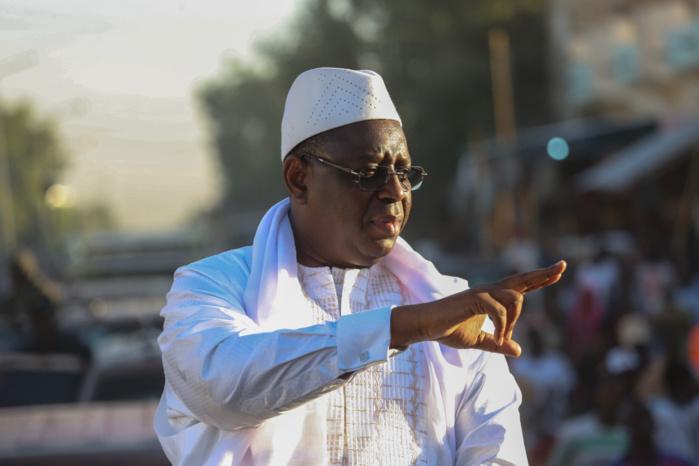 10 photos : Affluence monstre à Touba et Mbacké pour le meeting de Macky Sall