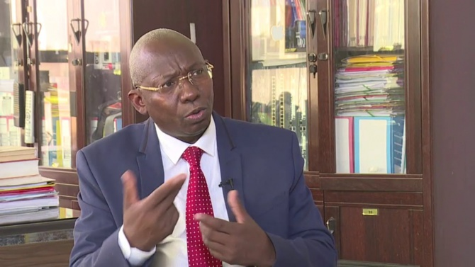 Issa Sall accuse Abdoulaye Thimbo, l'oncle de Macky Sall