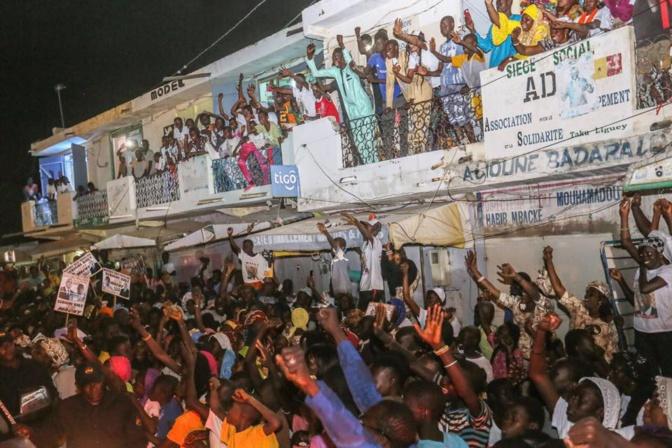 PHOTOS - Darou Mousty manifeste son satisfecit à Macky Sall