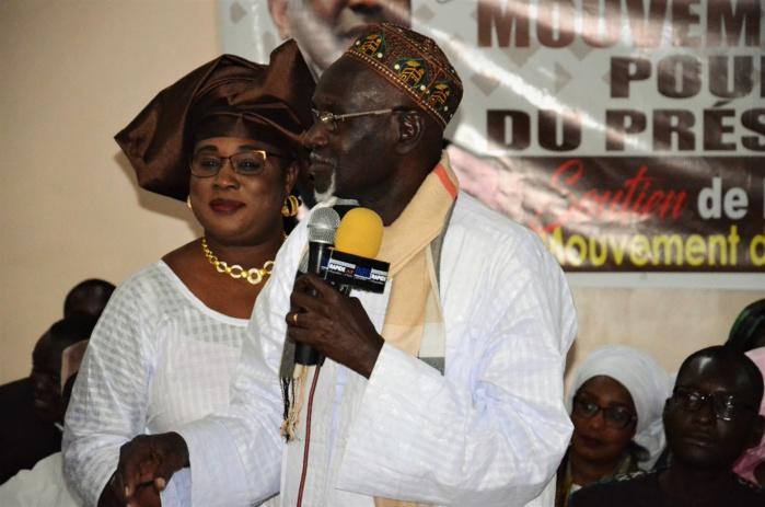 La grande Dame Amina Fall et Sokhna Bousso s'allient pour réélire Macky Sall
