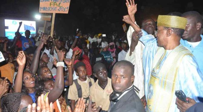 Me Madické Niang à Mbacké Kadior: