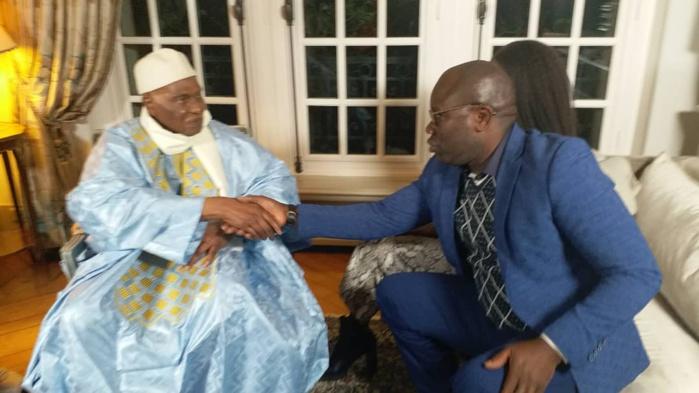 Ahmed Aïdara, prochain maire de Guédiawaye: le souhait ardent de Me Abdoulaye Wade