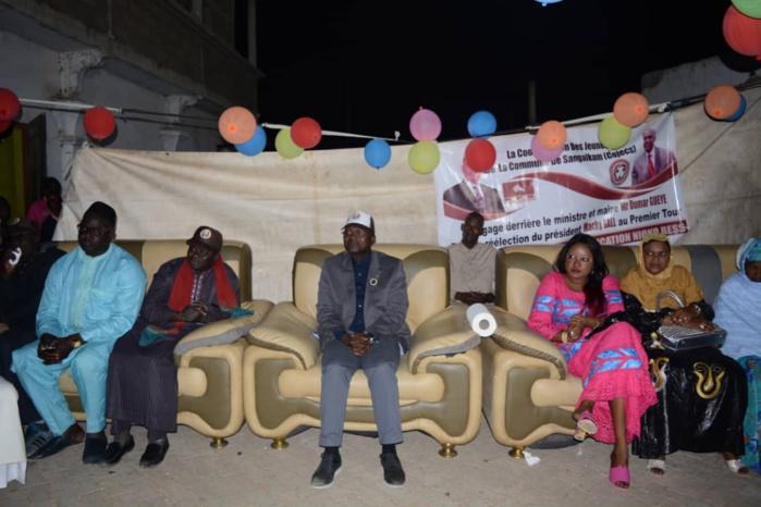 Photos : Sangalcam : Ouverture de la campagne par un meeting au quartier