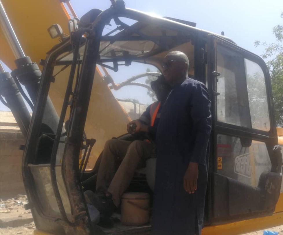 Vidéo: Sidiki Kaba décortique la nouvelle politique d'assainissement de Macky Sall