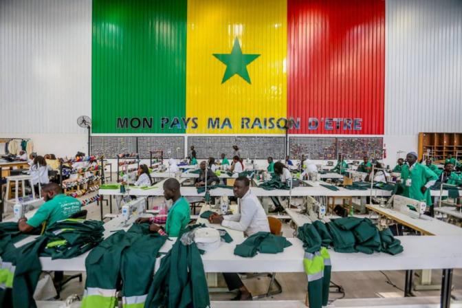 Sénégal : Le renouveau industriel en Marche