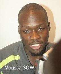 """Moussa Sow : """"Je vais être attendu..."""""""