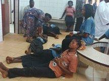 POPONGUINE 2011 : Des filles tombent en transe