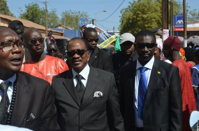 Sur l'axe Tamba-Kédougou: Madické Niang marche sur Macky Sall et l'invite à un débat public