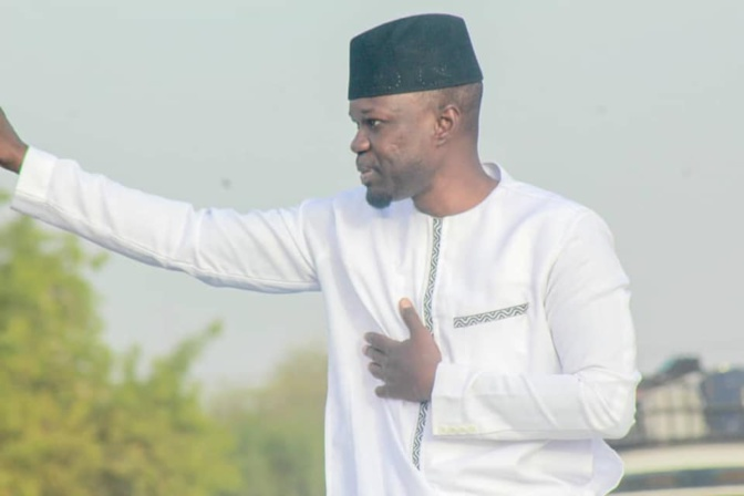 Ousmane Sonko: « Macky Sall dafa wara bayi Wango bi. Feccum toyeuman dafa doywar*»