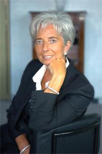 FMI : le Sénégal soutient Lagarde