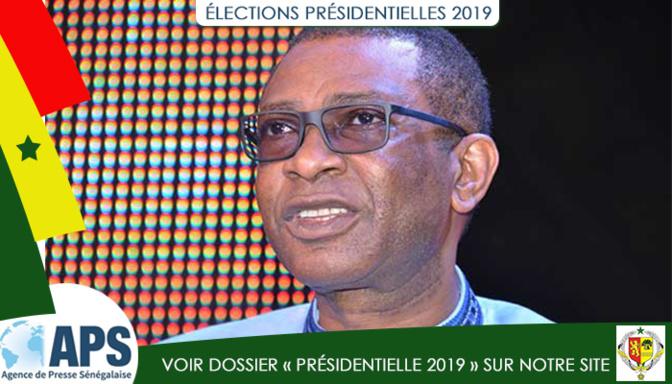 Kaffrine: Youssou Ndour invite les populations à ne pas remettre le pouvoir à des