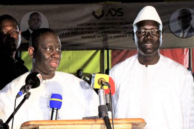 Diaoulé: La Démonstration de force du Directeur de Cabinet de Aliou Sall
