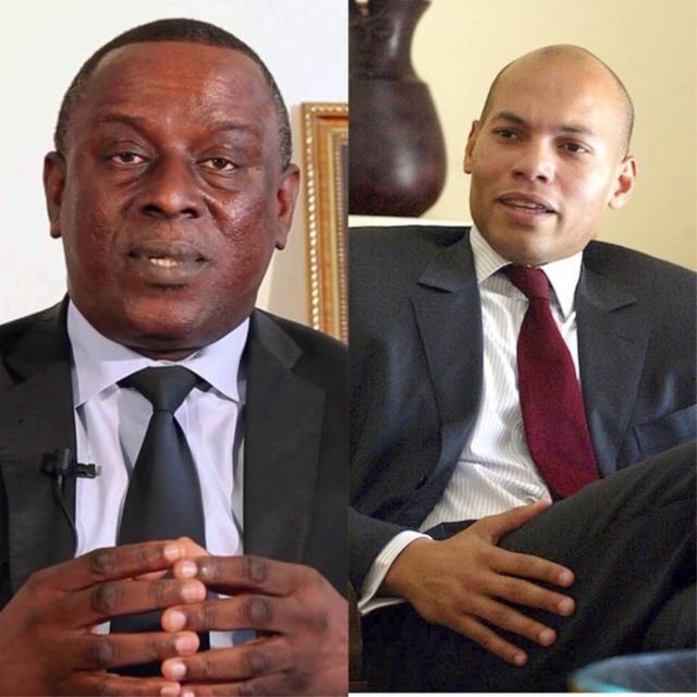 Cheikh Tidiane Gadio affirme avoir boycotté 6 mois le Conseils des ministres, juste pour ne pas avoir à poser ses yeux sur Karim Wade