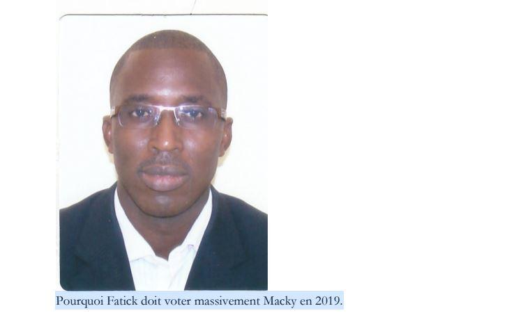 Pourquoi Fatick doit voter massivement Macky en 2019