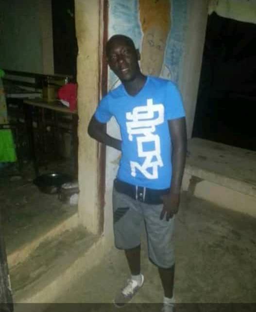 Tamba: Les images du militant de l'Apr tué