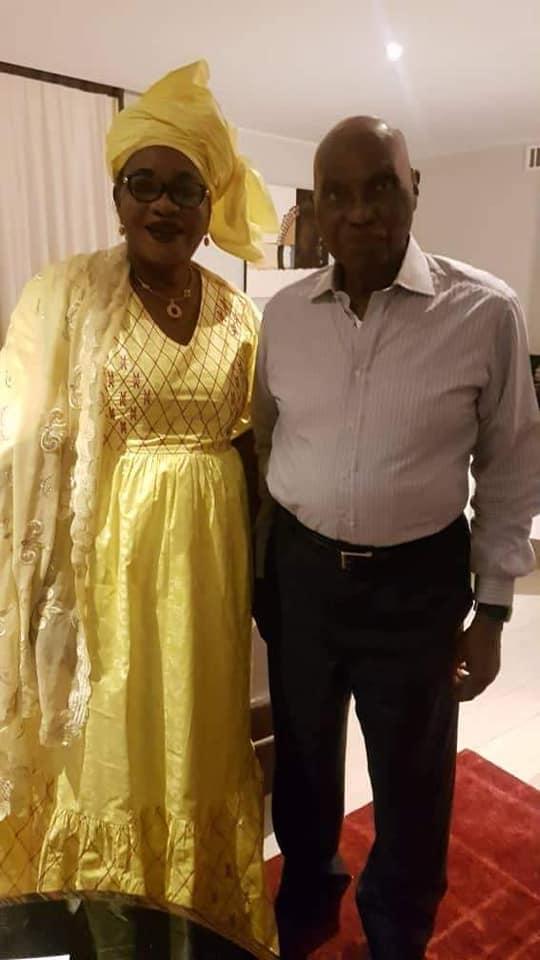 Terrou-Bi : Wade reçoit Aïda Mbodj et Malick Gakou