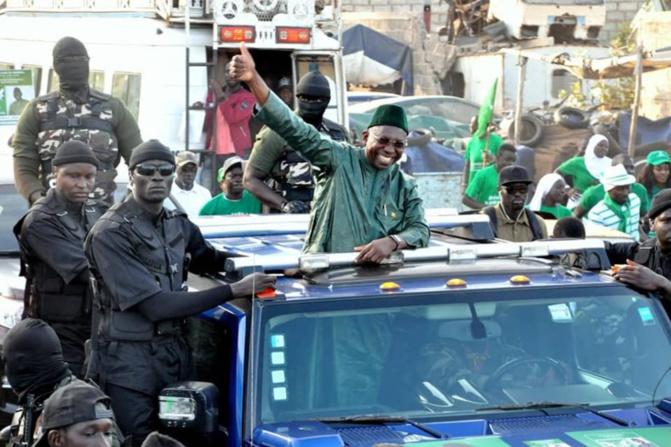 Issa Sall : «A Kidira, la Gendarmerie a déshabillé et aligné mes éléments de sécurité»